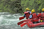 Une demi-journe en canyoning, rafting ou splologie - Oxygene Aventure - Pyrnes-Orientales