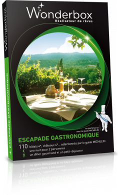 Zoom Escapade gastronomique MICHELIN
