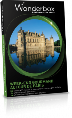 Zoom Week-end gourmand autour de Paris
