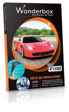 Zoom Rêve de sensations