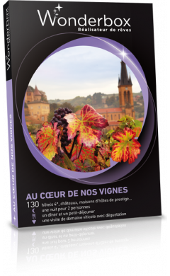 Zoom Au coeur de nos vignes