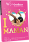 Activit dans le coffret cadeau I love Maman