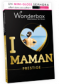 Activit dans le coffret cadeau I love Maman Prestige