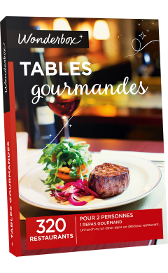 Zoom Tables gourmandes