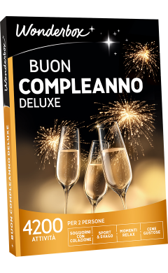 Zoom Buon compleanno Deluxe