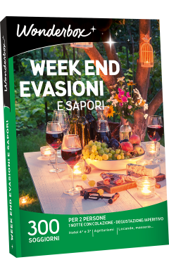 Zoom Week end evasioni e sapori