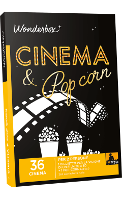 Zoom Cinema & pop corn
