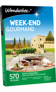Zoom Week-end gourmand