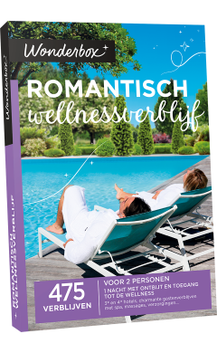 Zoom Romantisch wellnessverblijf