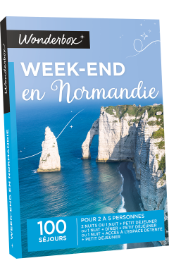 Zoom Week-end en Normandie