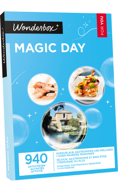 Zoom Magic day