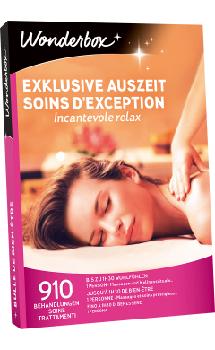 Zoom Soins d'exception