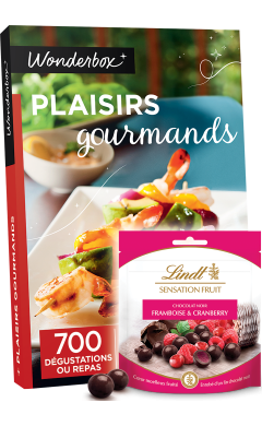 Zoom Plaisirs gourmands