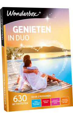 Zoom Genieten in duo