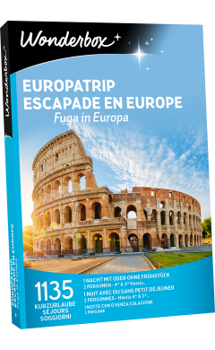 Zoom Escapade en Europe