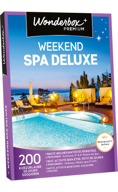 Vergrössern Weekend Spa Deluxe
