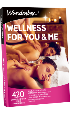 Vergrössern Wellness for you & me
