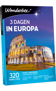 Zoom 3 dagen in Europa