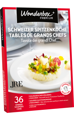 Zoom Tables de grands Chefs