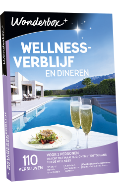 Zoom Wellnessverblijf en dineren
