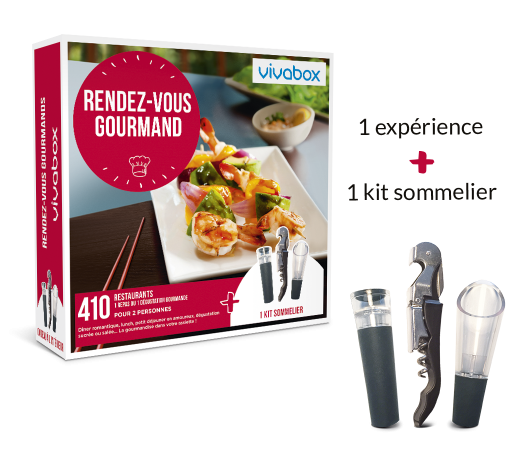 Zoom Rendez-vous gourmand